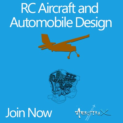 Summer Training and Internship Program on RC Aircraft and Automobile Design