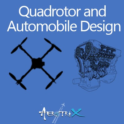 Quadrotor and Automobile Workshop Aeromodelling at AerotriX Center, Bangalore Workshop