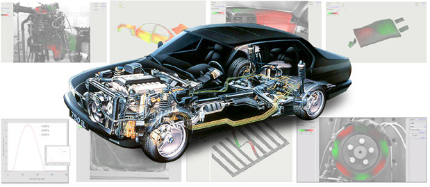 Applied Automobile Engineering