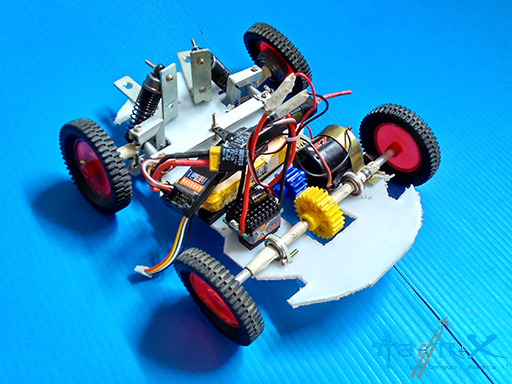 RC Car Chassis