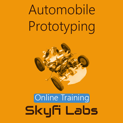 Automobile Prototyping Online Project based Course